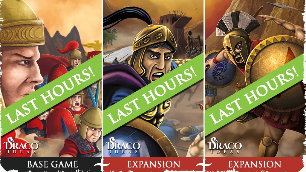 ONUS! Rome vs Carthage and Expansions project video thumbnail