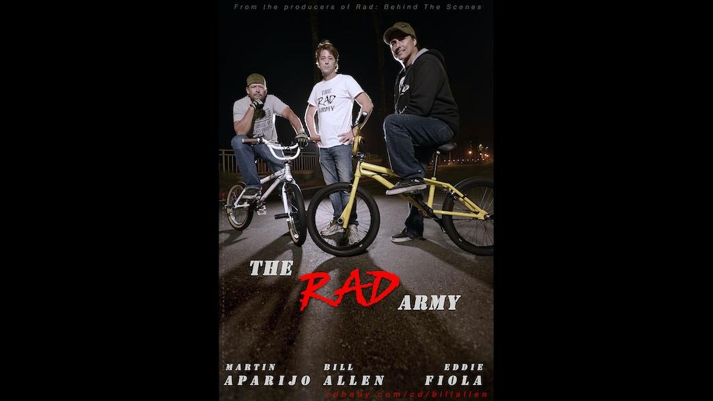 94194aa70 Rad (BMX) Army Poster w  Bill Allen