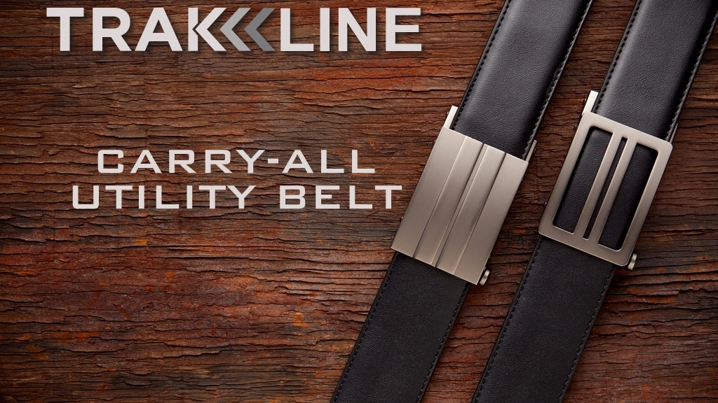 TRAKLINE >> Carry-All  Utility  Belt project video thumbnail