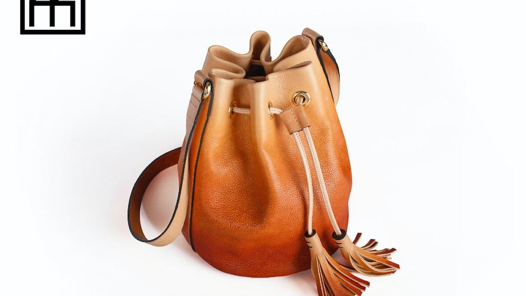 AYK KICKSTARTER CAMPAIGN: Hand-dyed Handbags #LIVETHECRAFT project video thumbnail