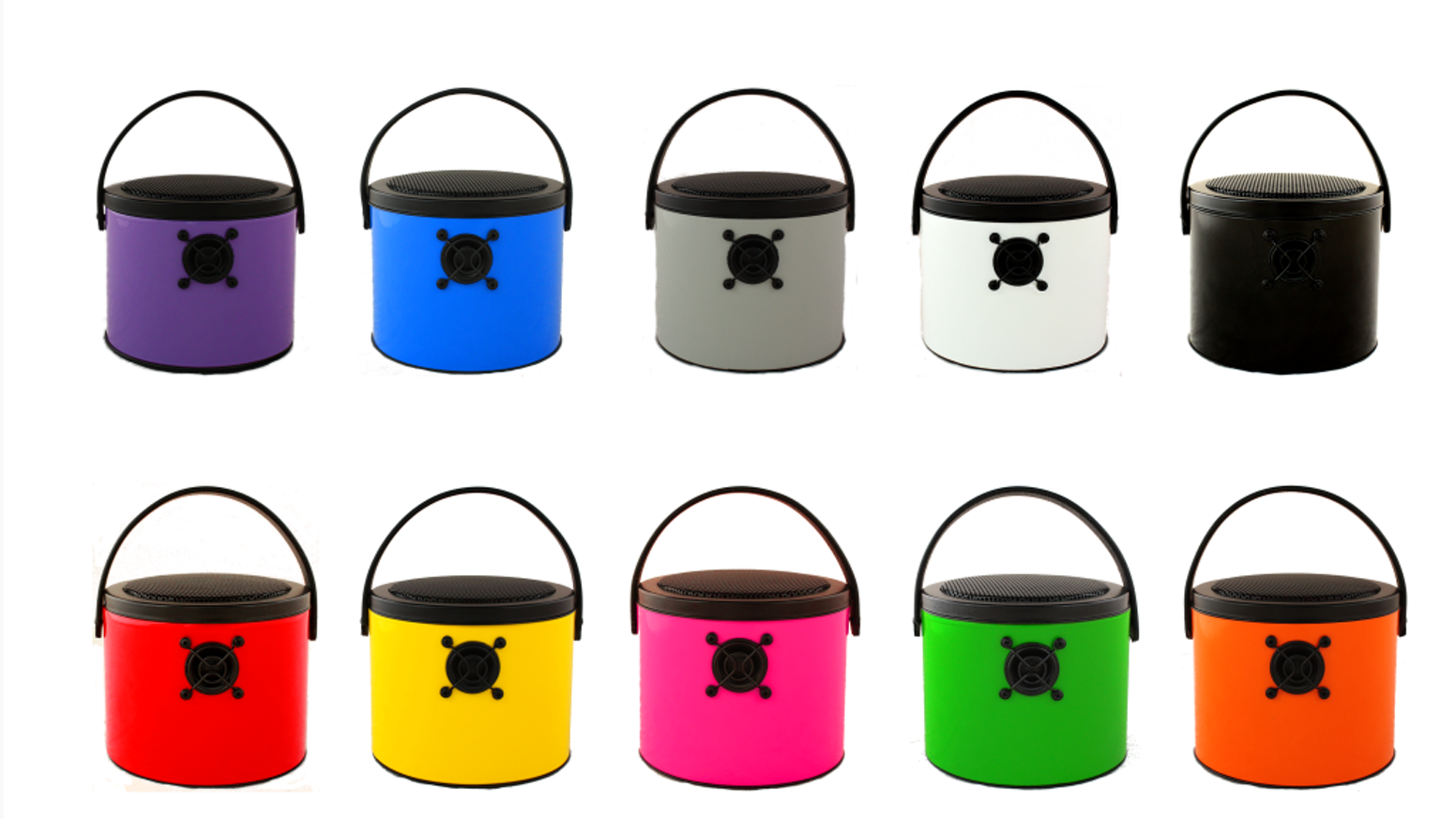 Hi-Fi /Studio quality audio, portable Bluetooth® loudspeakers. Analog sound, good bass & loud, 10 exciting colours. Handmade in the UK.