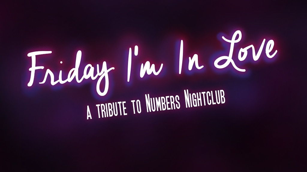 Friday I'm In Love: Numbers the Documentary project video thumbnail