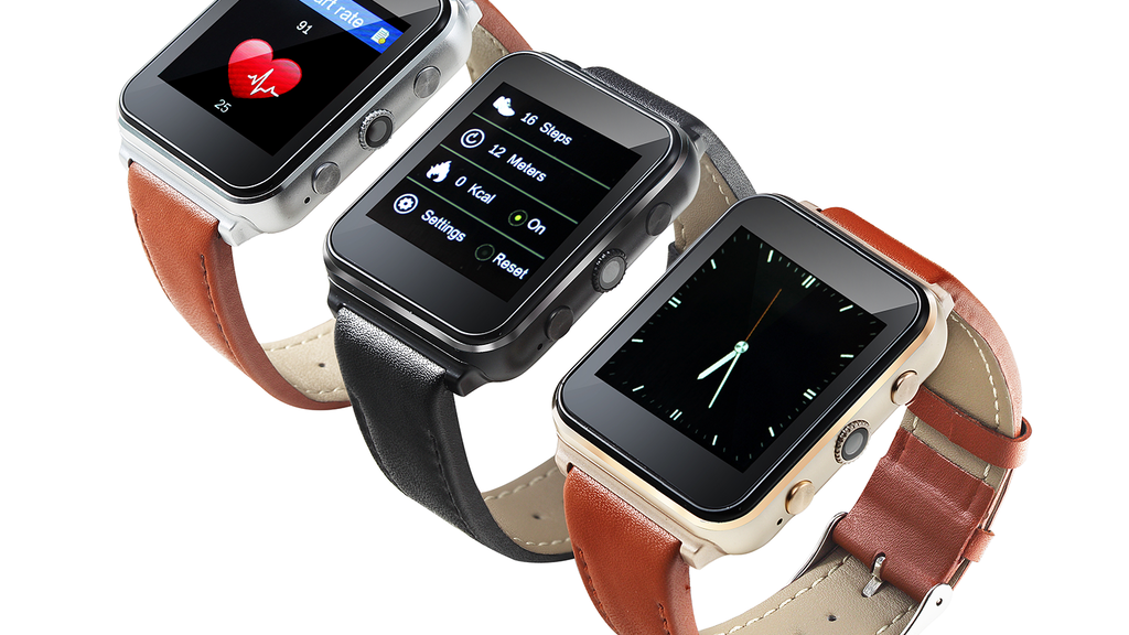 FlyShark Smartwatch - Everything at the Touch of Your Wrist project video thumbnail