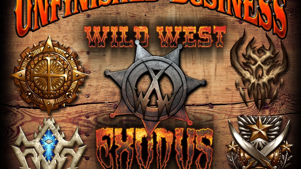 Wild West Exodus: Unfinished Business project video thumbnail