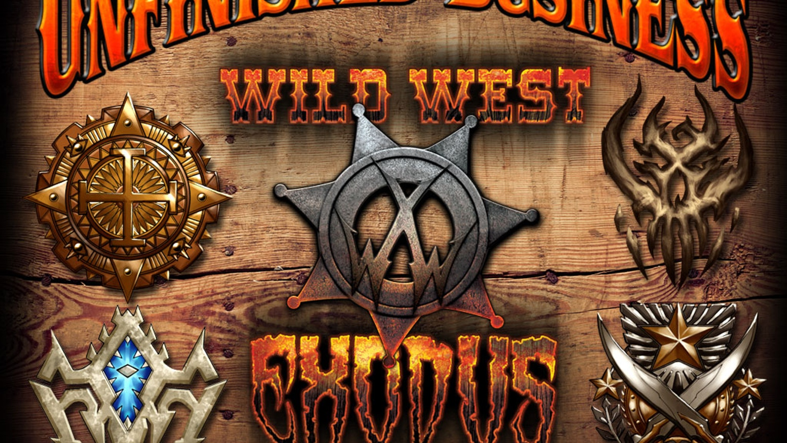 Wild West Exodus: Unfinished Business by Outlaw Miniatures