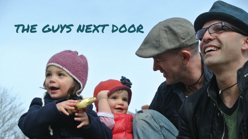 The Guys Next Door project video thumbnail