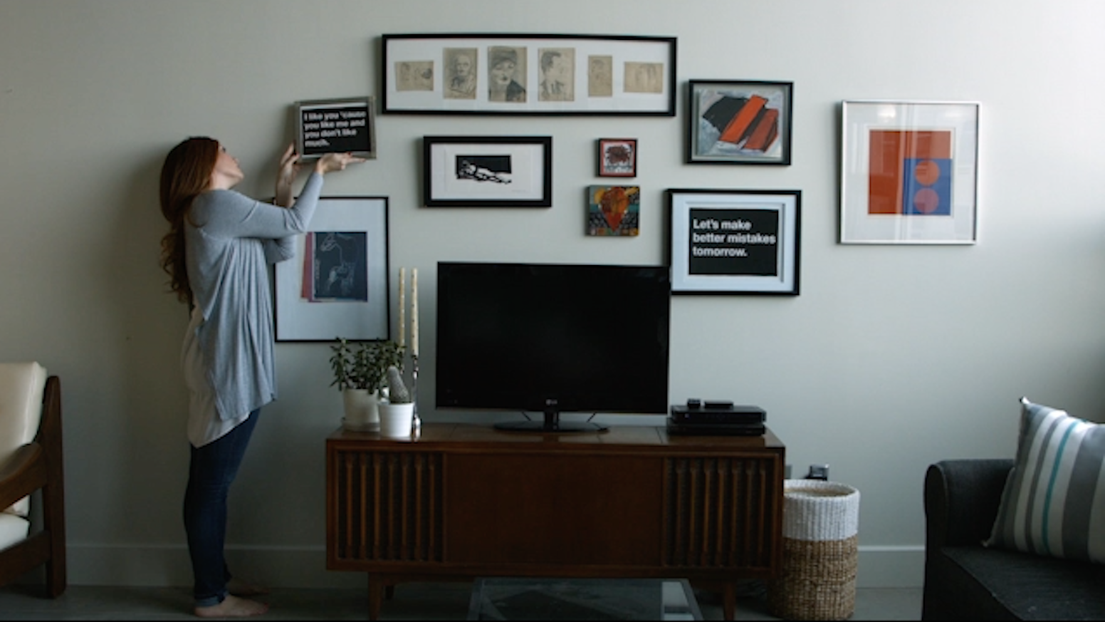 Adore Your Walls is an online art advisory service that helps people find art that they love for any budget and space.