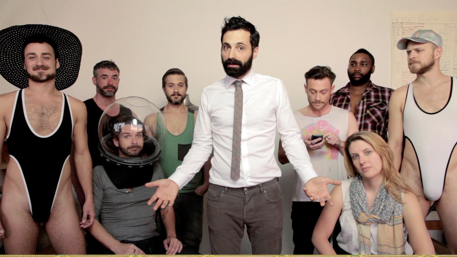A gay interactive web comedy.