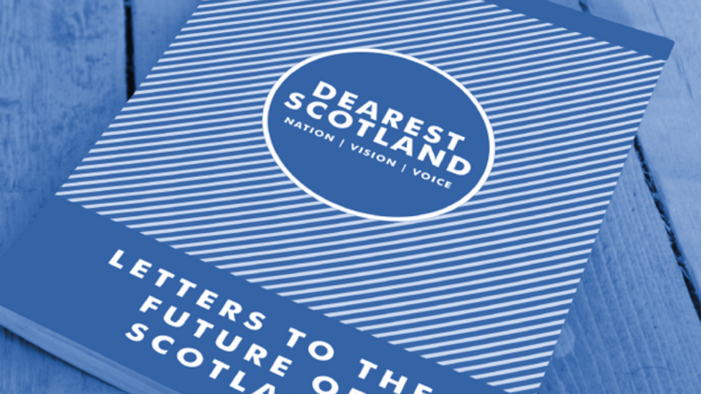 Dearest Scotland: A book of letters written to the nation project video thumbnail