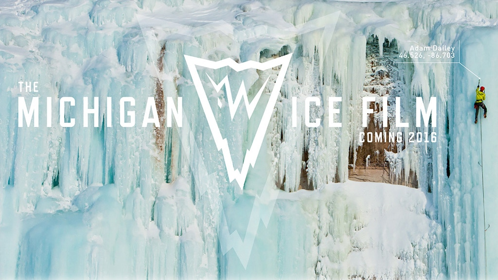 the Michigan Ice film project video thumbnail