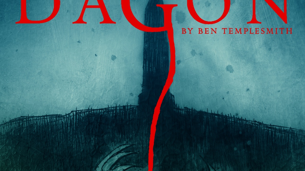 DAGON by H.P. Lovecraft & Ben Templesmith project video thumbnail