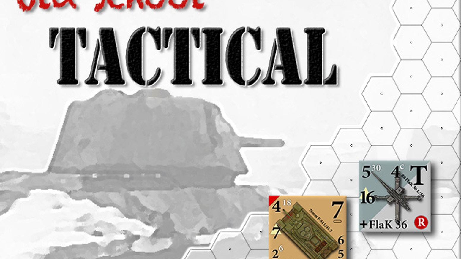 Fast and furious battles for 2 players. Tanks, planes, artillery, machine guns, and the soldiers to man them. All in 16 pages of rules.