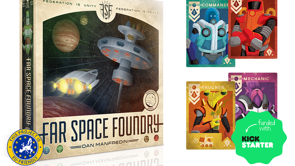Far Space Foundry project video thumbnail