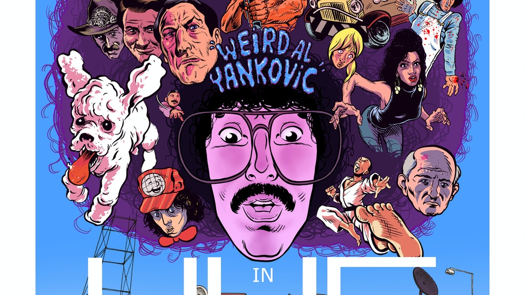 UHF Movie Artwork Prints, Screening and More! project video thumbnail