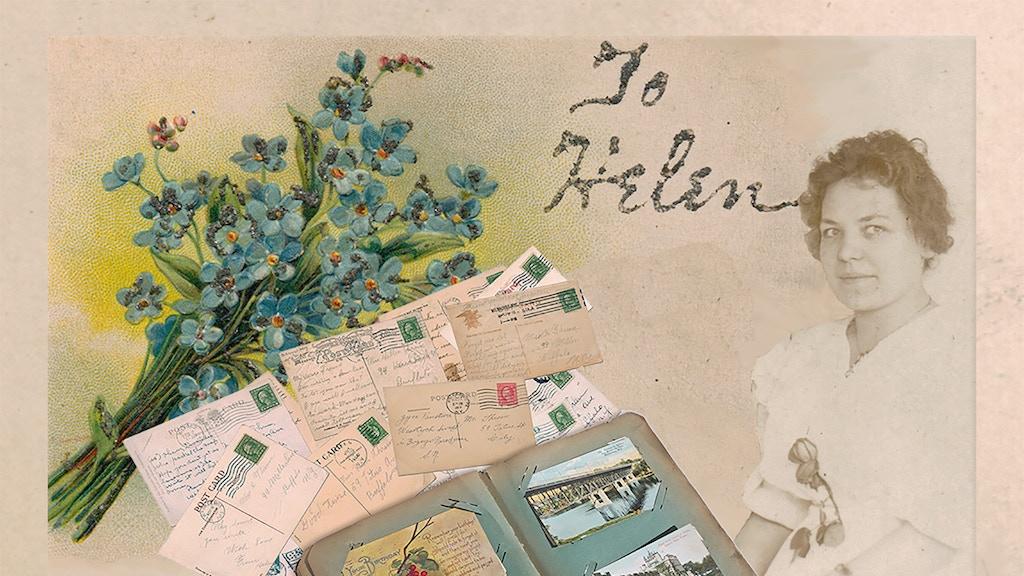 Helen's Postcards project video thumbnail