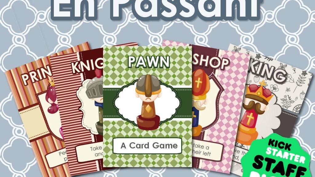 En passant card game by aaron frias kickstarter - Trouver mon bureau de vote ...