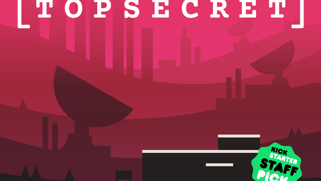 Top Secret - a game about the Snowden leaks project video thumbnail