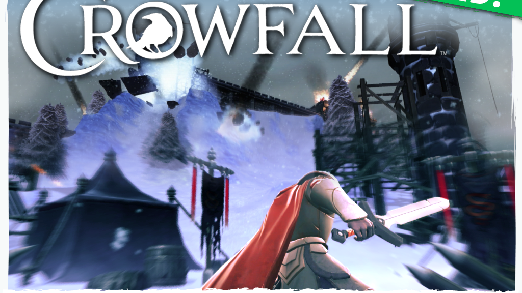 Crowfall - Throne War PC MMO project video thumbnail