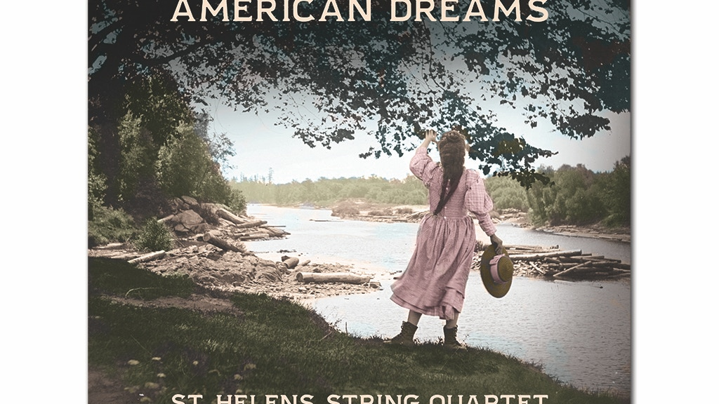 AMERICAN DREAMS, for string quartet project video thumbnail