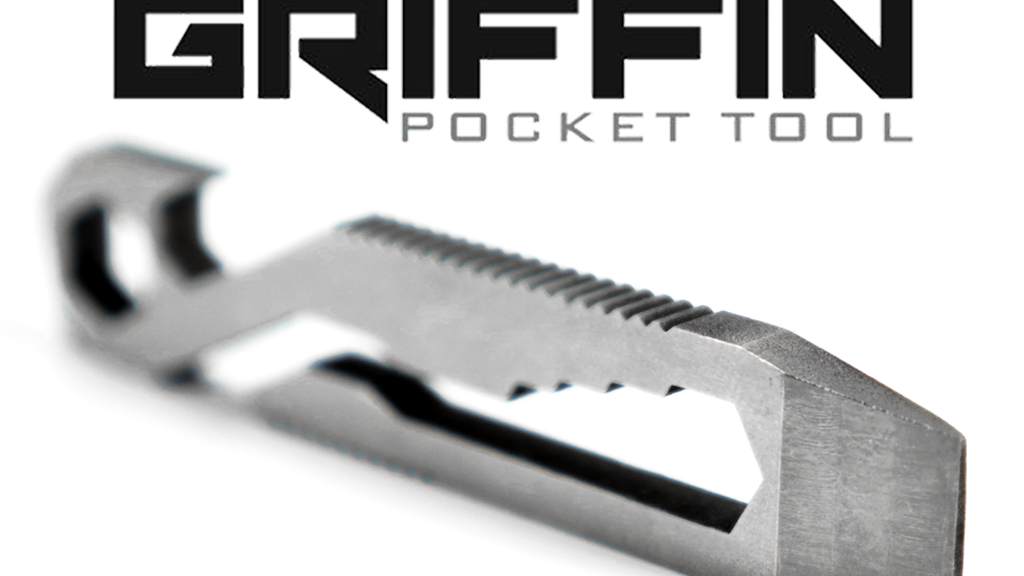 Griffin Pocket Tool project video thumbnail