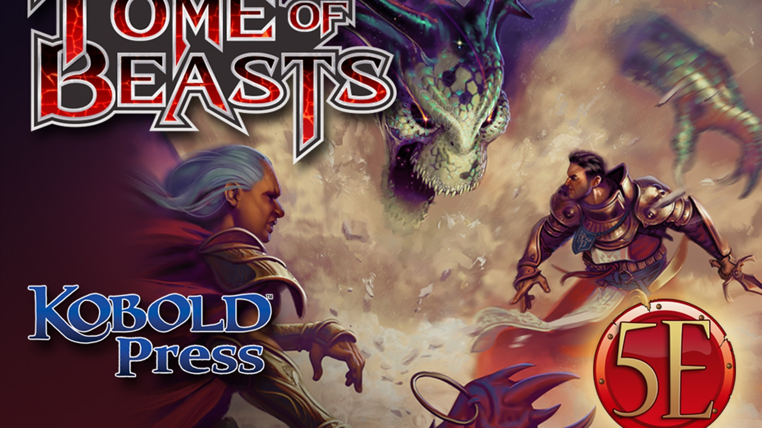 Tome of Beasts: 400+ New Monsters for 5th Edition by Kobold