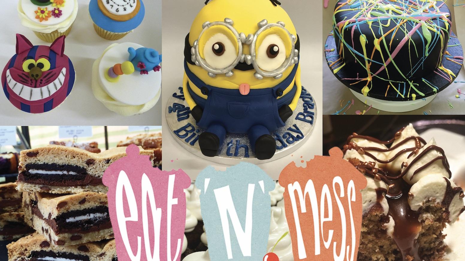 Eat n mess 1st Cake Shop - Making Gluten Free Taste Good by
