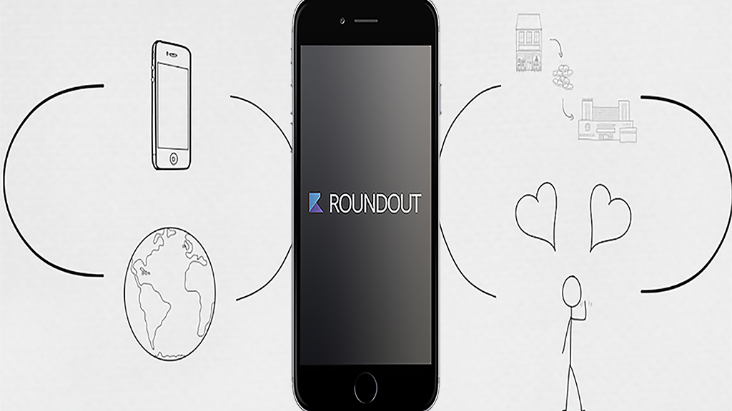 RoundOut - The Social Giving App project video thumbnail