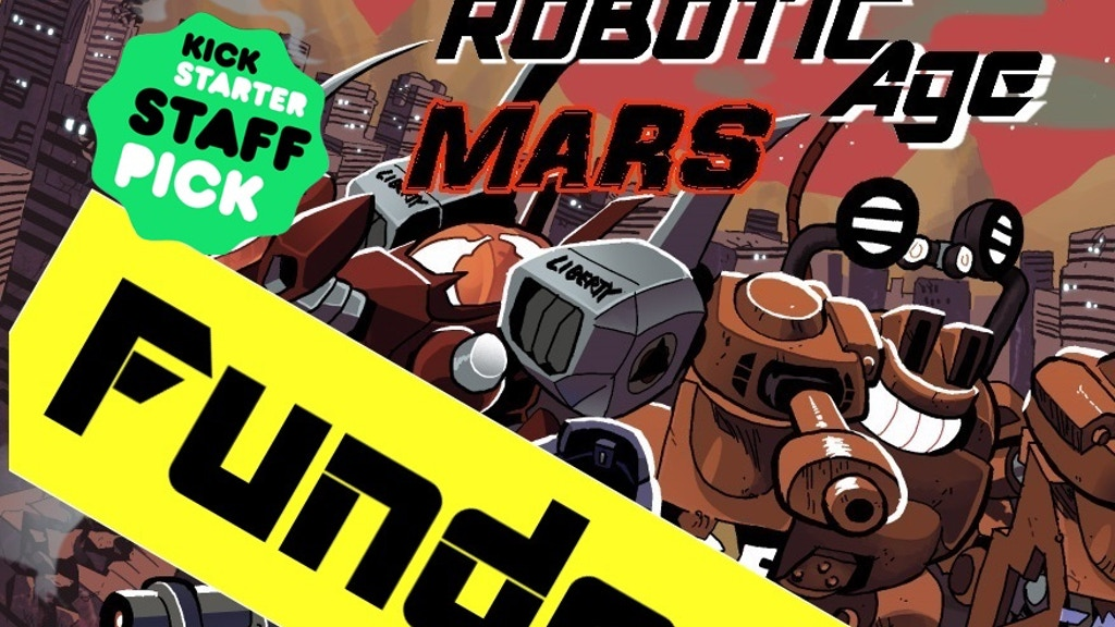 The Robotic Age: Mars RPG Supplement project video thumbnail