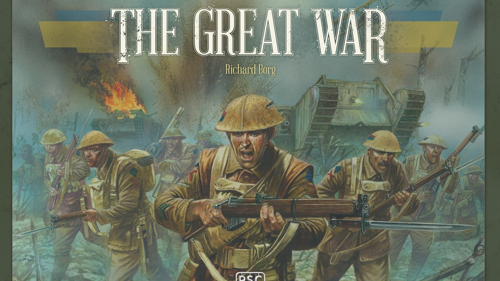 The Great War project video thumbnail