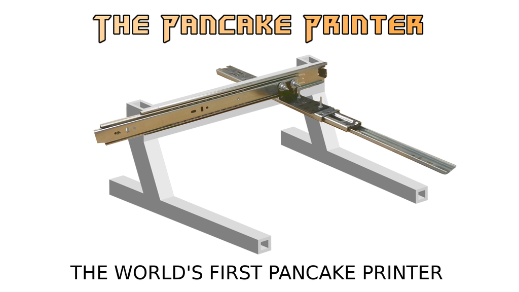 The Pancake Printer project video thumbnail