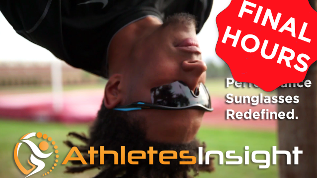 ATHLETESINSIGHT: Performance Sunglasses, Redefined. project video thumbnail