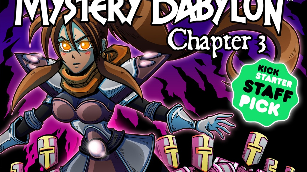 Mystery Babylon - Chapter 3 project video thumbnail