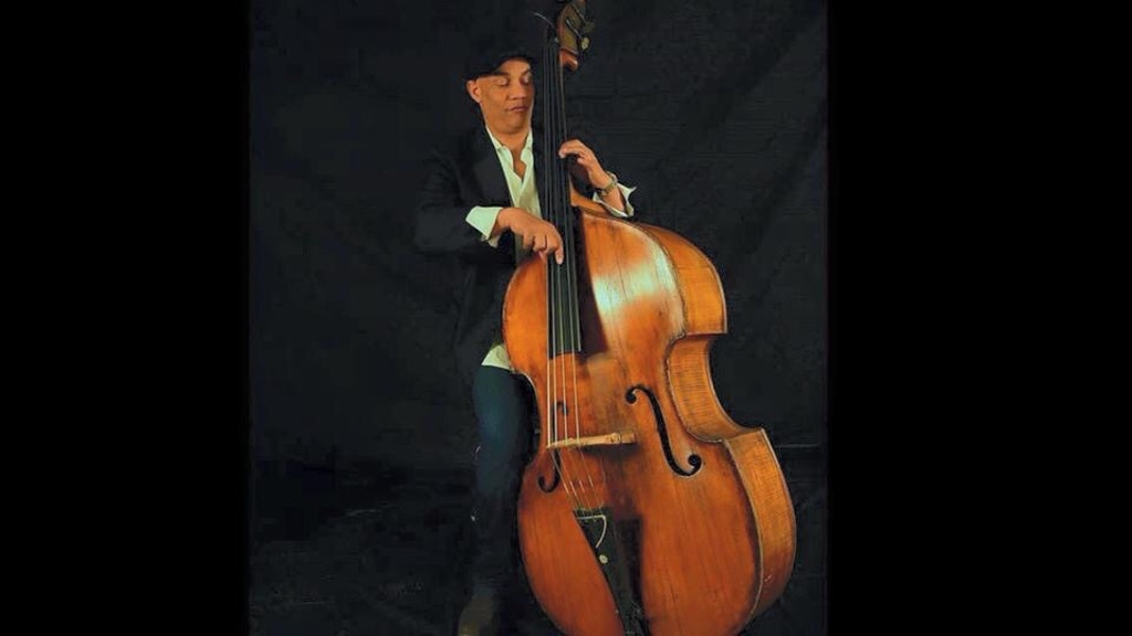 Fund a Jazz Legend's Bass Repair & Preserve Jazz History! project video thumbnail