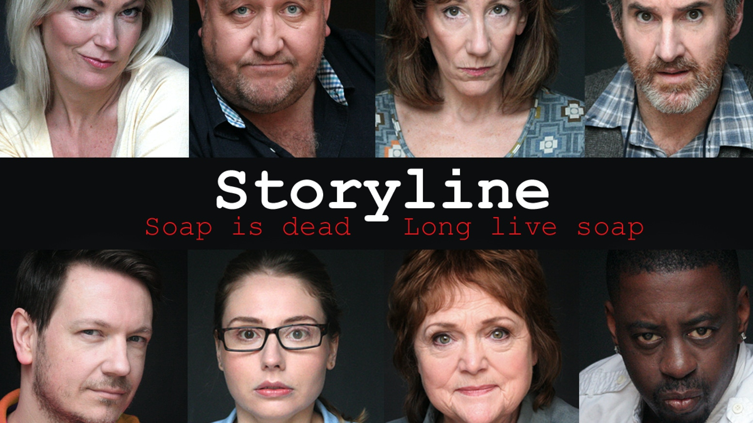 From the actors & writers who once brought you Eastenders, Coronation St, Emmerdale, Hollyoaks & more comes a dramatic new comedy...