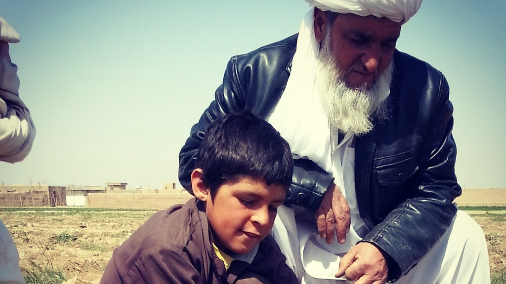 Rumi Spice | Afghanistan veterans cultivate peace w/ saffron project video thumbnail