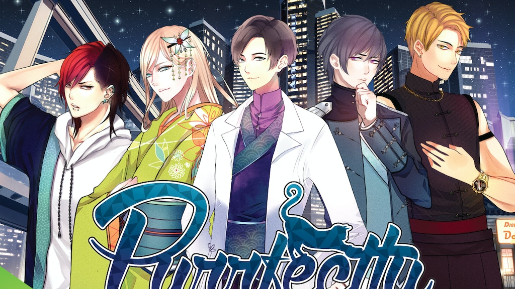 Purrfectly Ever After [Otome Visual Novel/Romance Sim] project video thumbnail