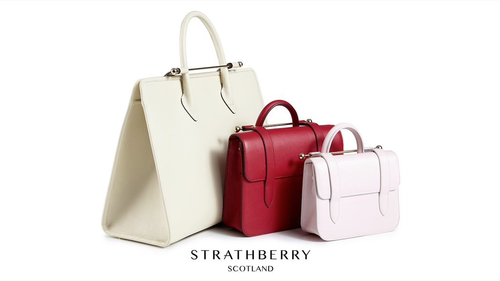 Strathberry - luxury bags & accessories project video thumbnail