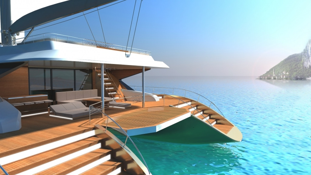 Project image for Catamaran in the Open Ocean (Canceled)