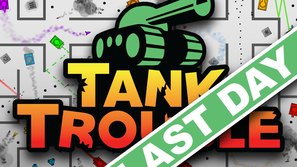 TankTrouble Online Battles project video thumbnail
