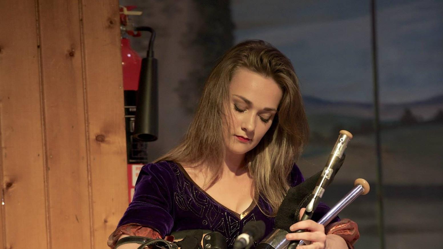 Tara Howley's debut Album - Traditional irish music and song