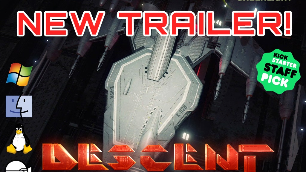 Descent: Underground project video thumbnail