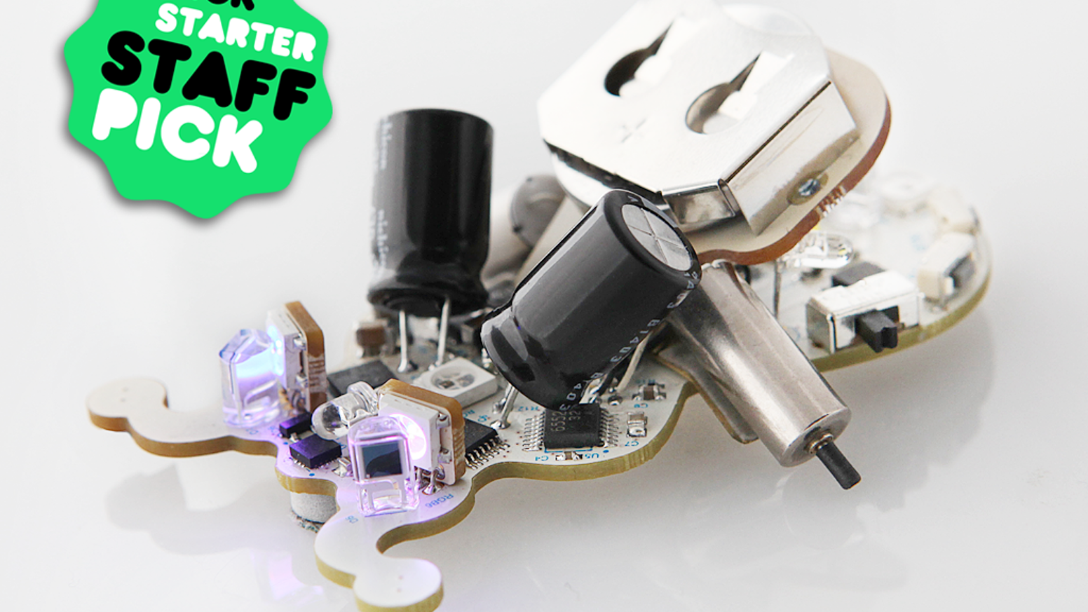 Ringo – The palm size robot with real personality! by Plum Geek ...