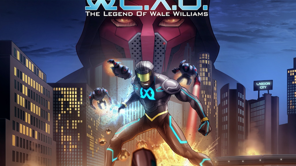 E.X.O. - The Legend of Wale Williams Part One Project-Video-Thumbnail