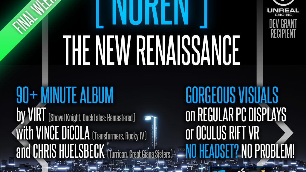 [NUREN] The New Renaissance project video thumbnail