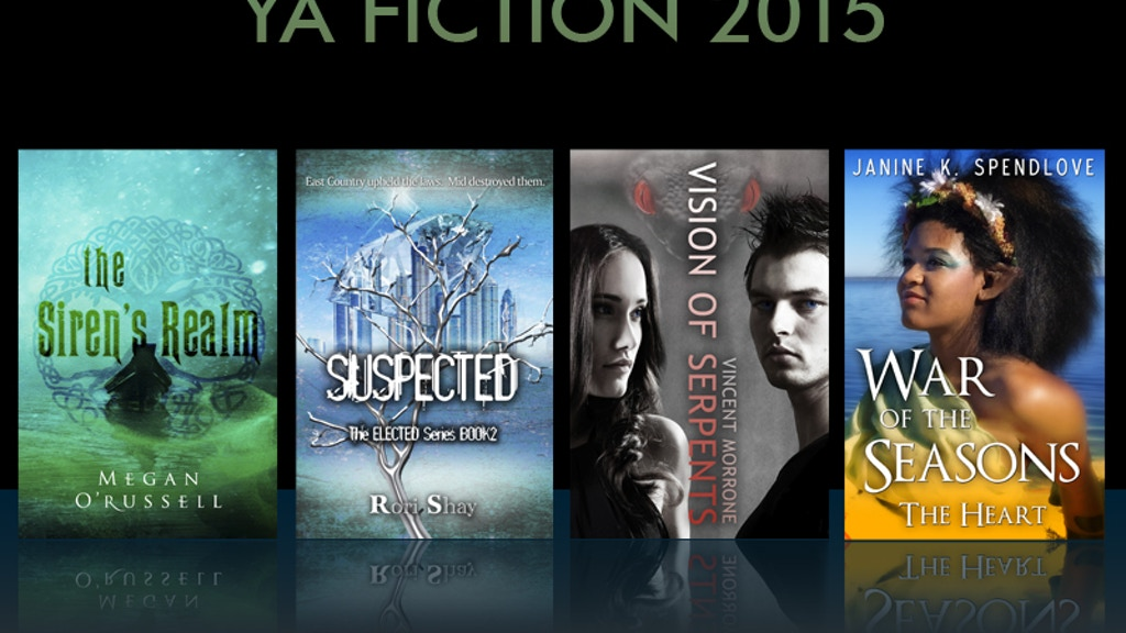 YA Fiction from Silence in the Library project video thumbnail