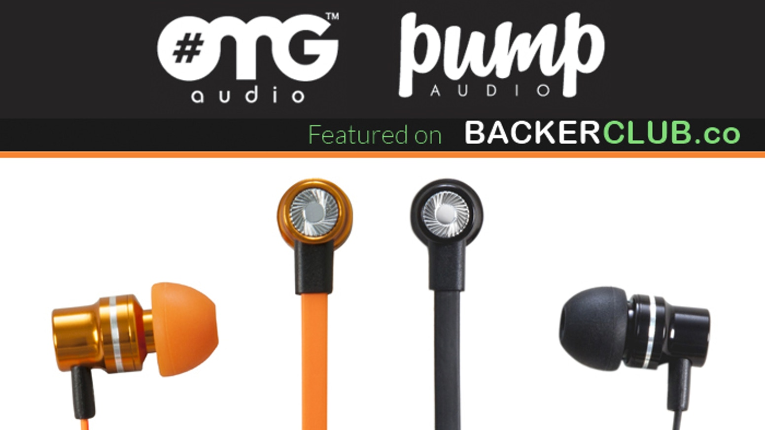 """Best Earphones In The World""? It's a big claim, but we're making it!"
