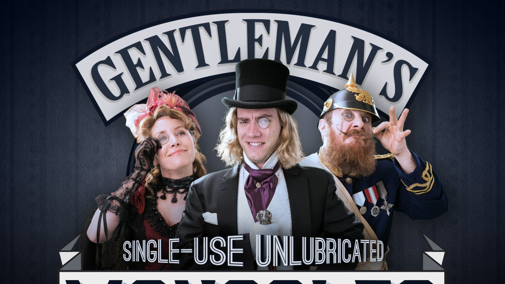 The Gentleman's Single-Use Monocle project video thumbnail