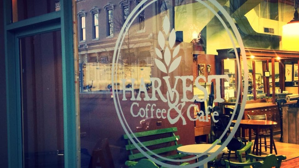 Harvest Coffee & Cafe: Support Community Focused Food project video thumbnail
