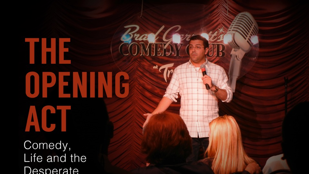 THE OPENING ACT project video thumbnail