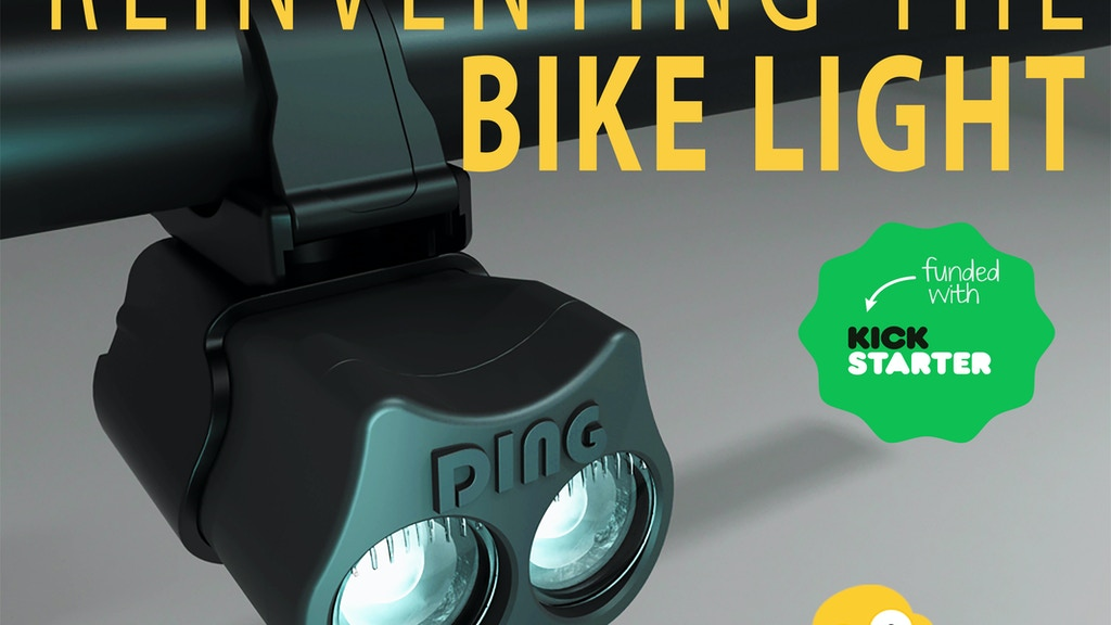 DING Bike Lights project video thumbnail